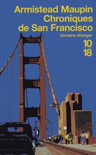 Les Chroniques de San Francisco, Armistead Maupin.  Lectur10