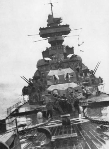 Suprématie allemande en Atlantique Nord Prinze10