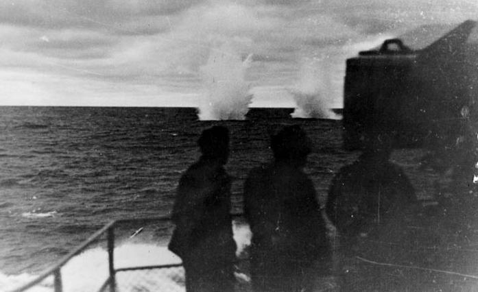 Suprématie allemande en Atlantique Nord Tirsur10