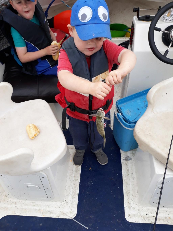 Boat fishing pics 2018  20180712