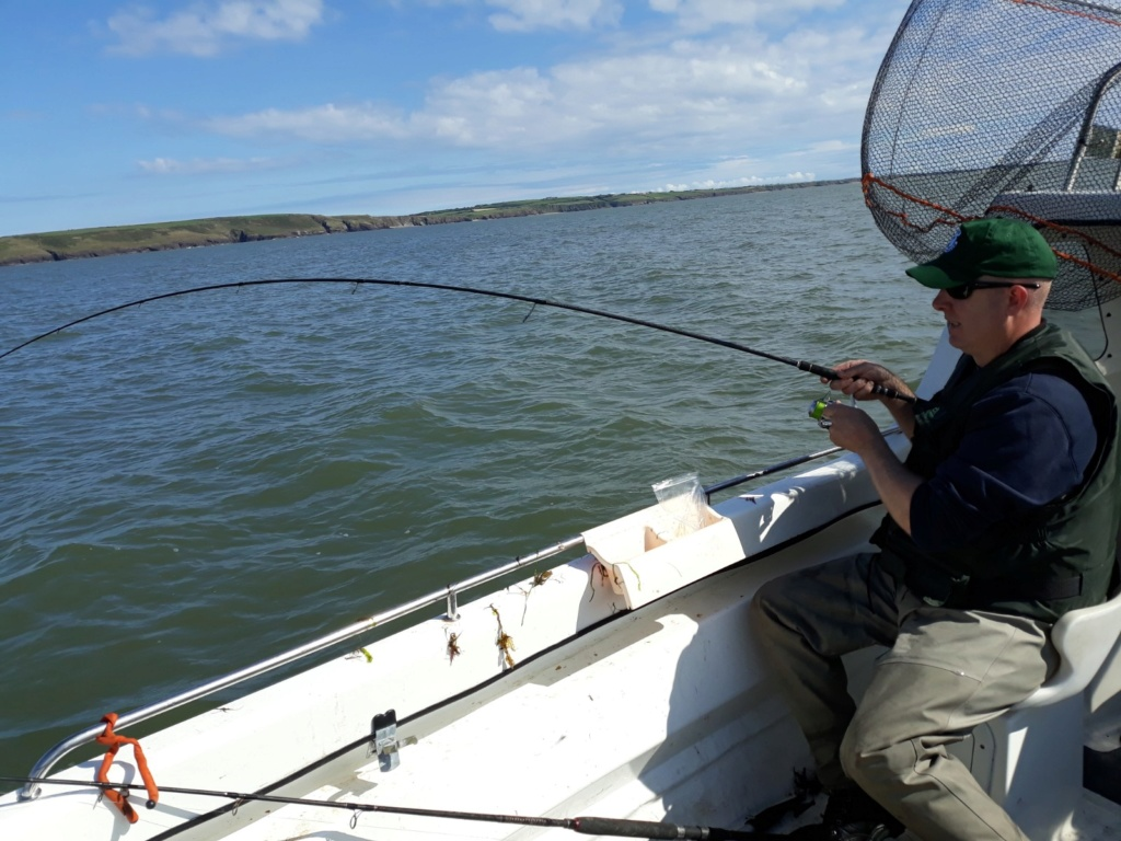 Boat fishing pics 2018  20180811