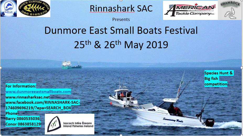 ****** 2019 Dunmore East Small Boats****** Flyer10