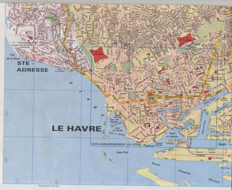Plan du Havre Hier et aujourd'hui Plan_d10
