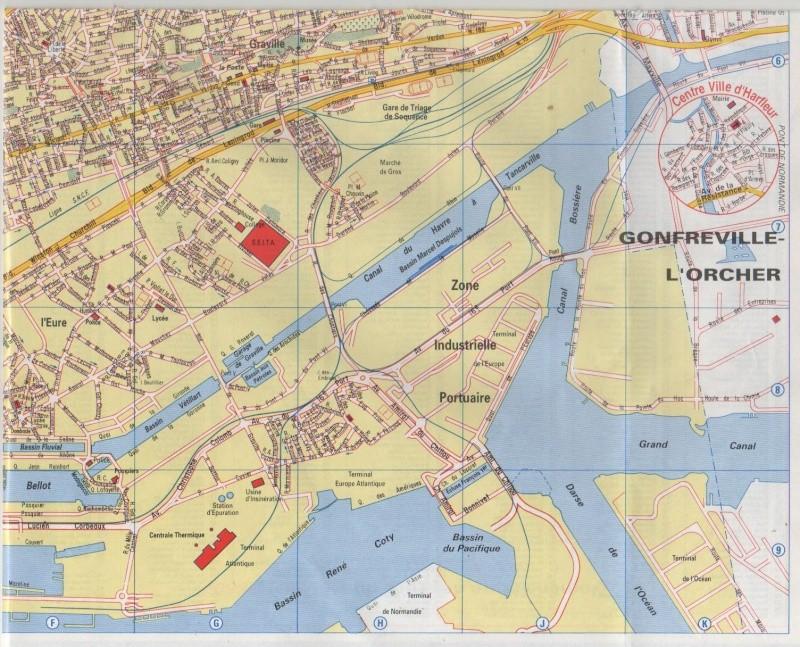 Plan du Havre Hier et aujourd'hui Plan_d11