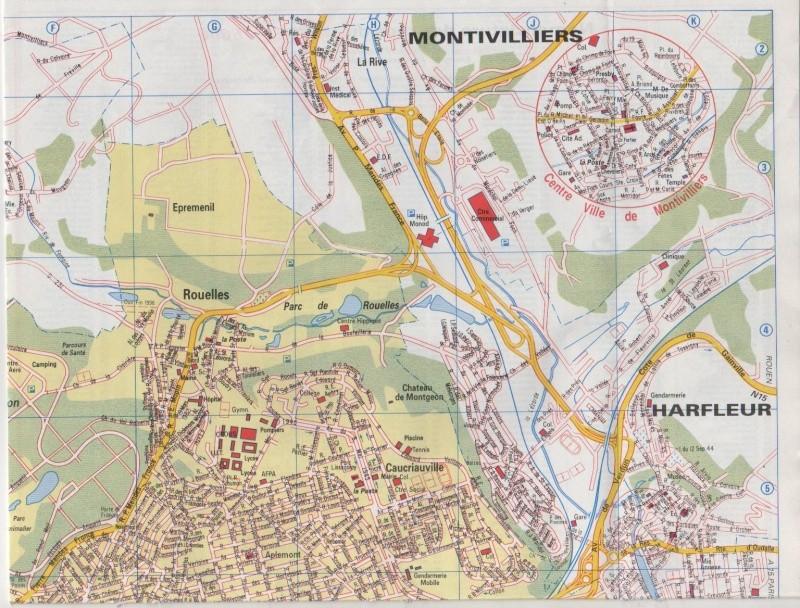 Plan du Havre Hier et aujourd'hui Plan_d13