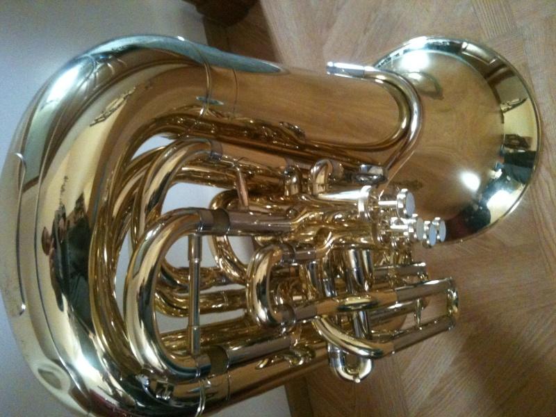 Vend Tuba Sib - Yamaha YBB 621  Img_0010