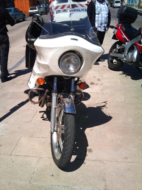HondaMatic 117