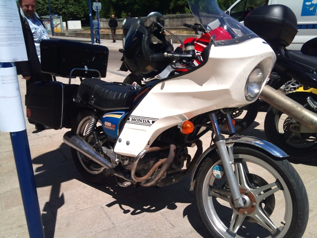HondaMatic 216