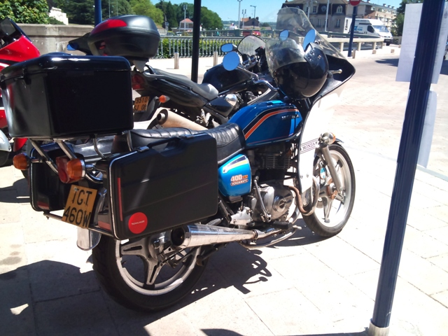 HondaMatic 316