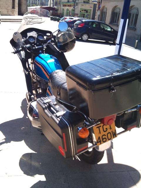 HondaMatic 414