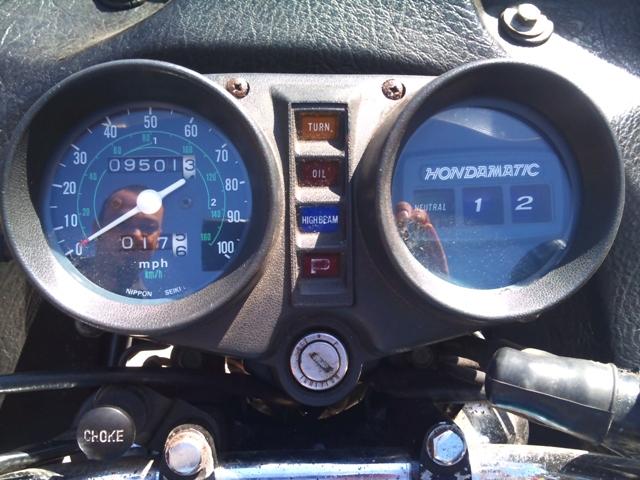 HondaMatic 514
