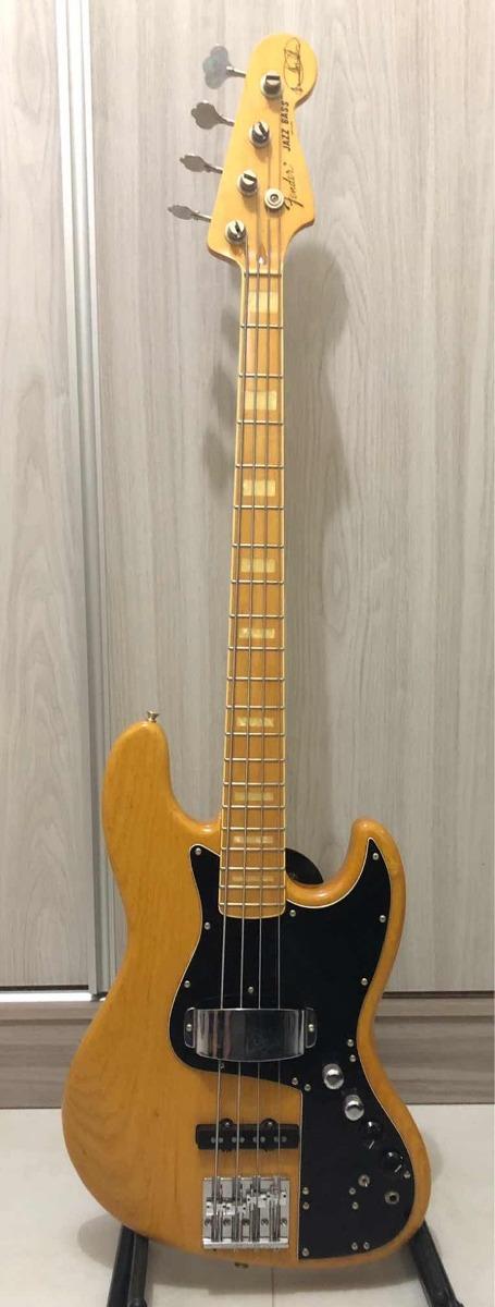 Fender Marcus Miller SIgnature: R$ 4.900,00 Baixo-14