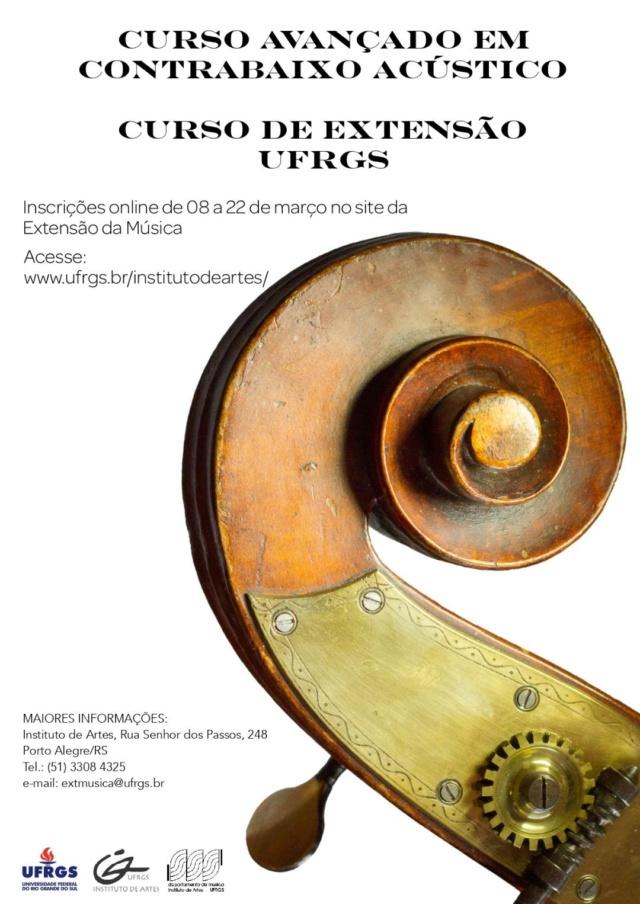 Curso Avançado de Contrabaixo Acústico | Instituto de Artes – UFRGS Thumbn11