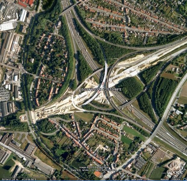 Terminus absurde - Machelen - Bruxelles - Belgique Machel11