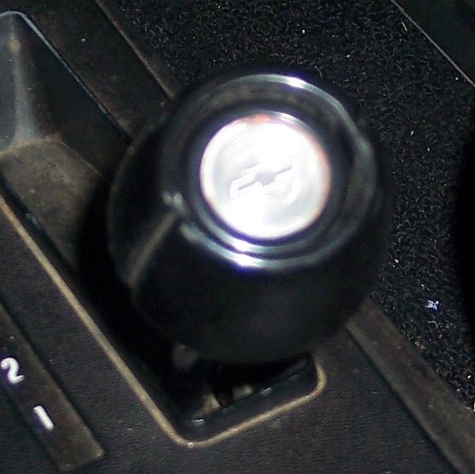 Automatic console shifter button queston Bfirst10