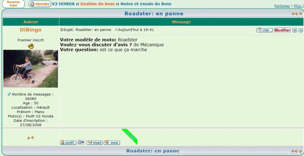 Automatiser TITRE des sujets + le choix de la rubrique Formul11