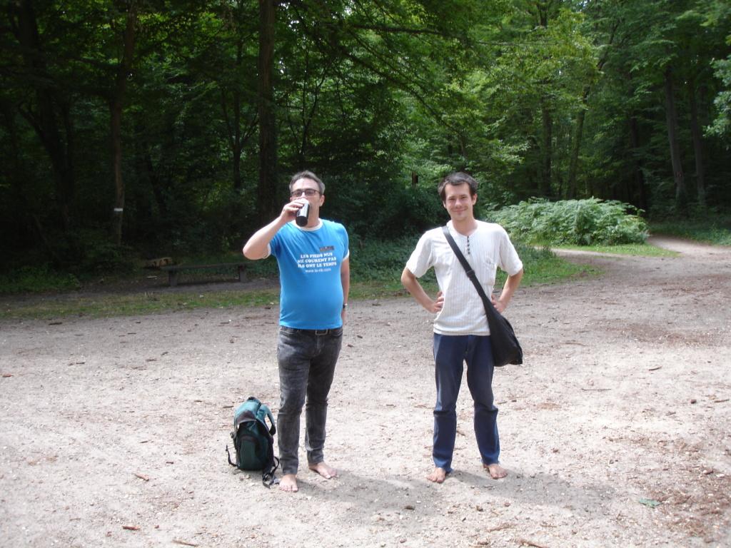 Forêt de St Germain en Laye (sur une idée d'Alexandre) Dsc00010