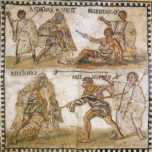 Thrace / Hoplomaque avec lance Retiar10