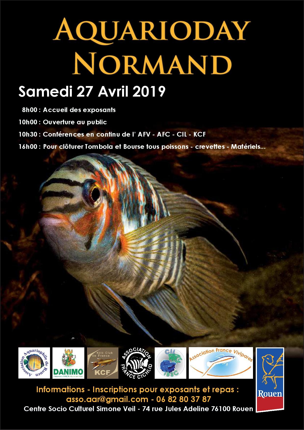AquarioDay Normand Samedi 27 Avril 2019 Aar_2712