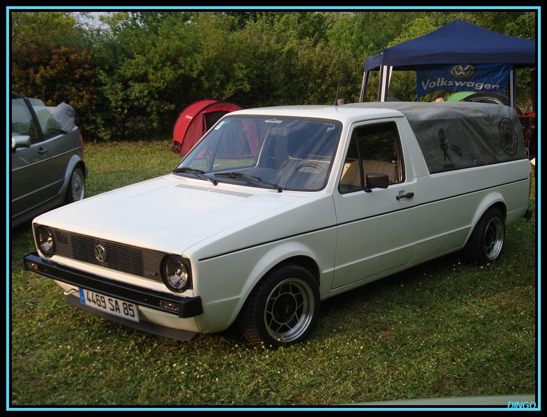 [ VW ] GOLF CADDY pick up / tolé - Page 7 Dsc07439