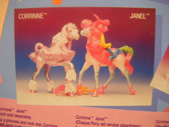 Fashion Star Fillies (KENNER) 1987 - 1989 Bisous14