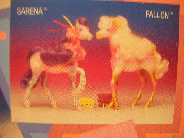 Fashion Star Fillies (KENNER) 1987 - 1989 Bisous15
