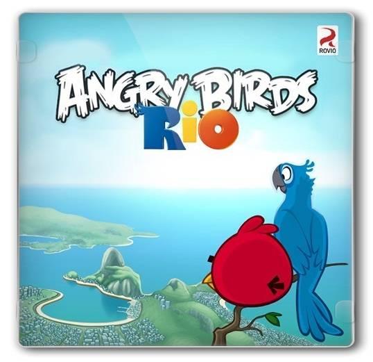 Game new Angry Bird Rio + Key Angryb11