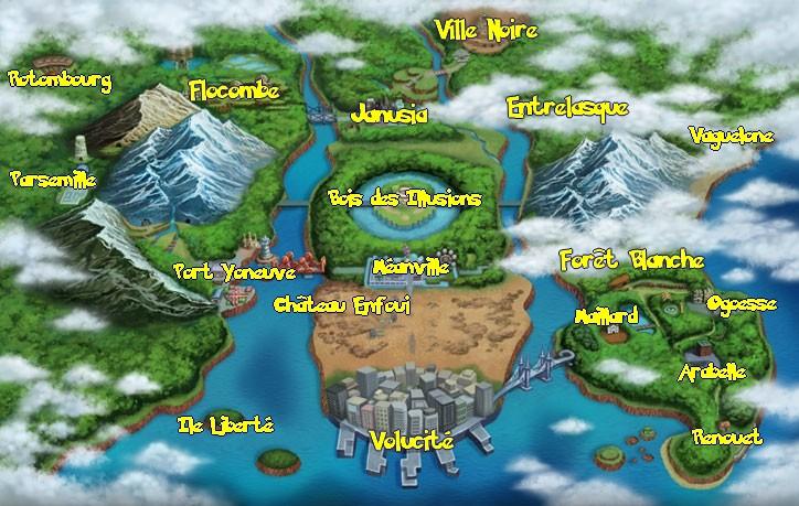 Présentation du Virtual Pokemon Life Unys10