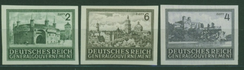 Deutsche Besetzungsausgaben im II. Weltkrieg - Seite 2 Genera11