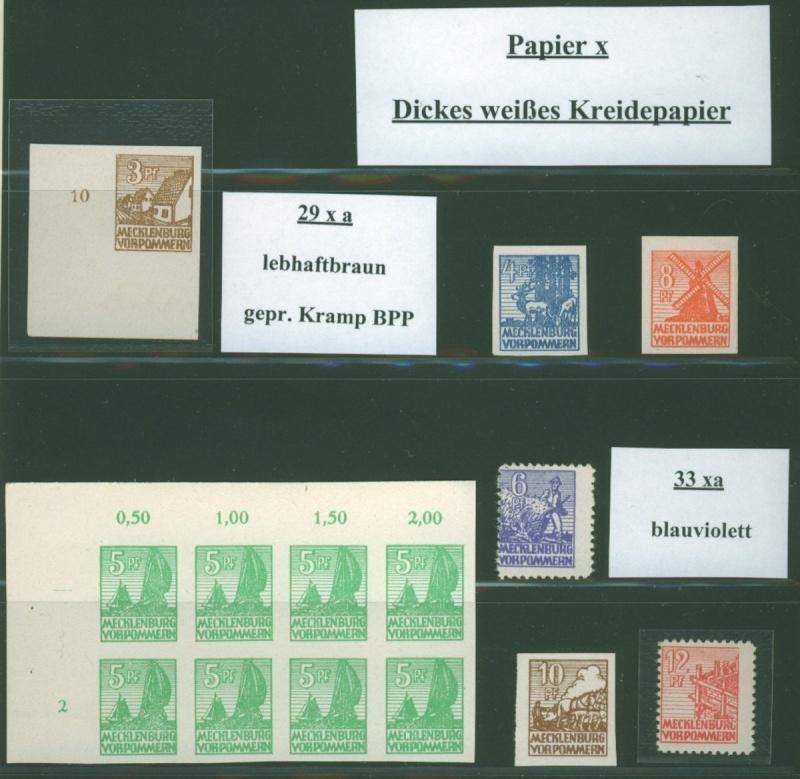 Mecklenburg - Vorpommern (OPD Schwerin) -Sowjetische Besatzungszone - Seite 2 Meckle12