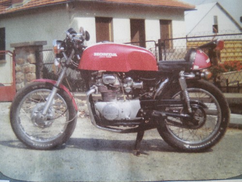 Mon Café Racer avance - Page 2 Imgp0612