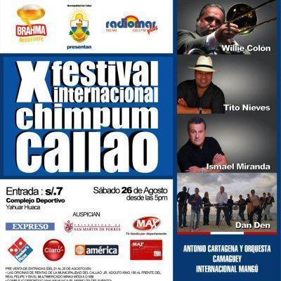 Historia de los Festivales del Callao X_fest10