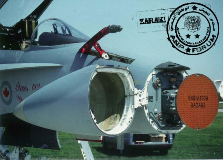 تشريح المقاتلة F/A18 Hornet 1010