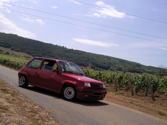 [Doc jo] super 5 gt turbo ph2  + clio rs ragnotti  Photo015