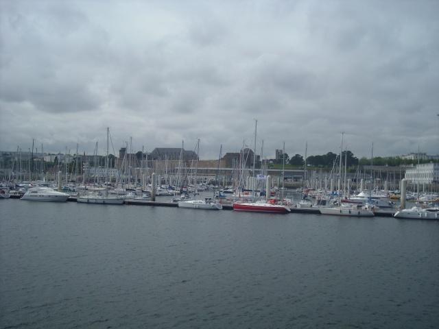 Le port de plaisance de BREST CHATEAU Dscn1610