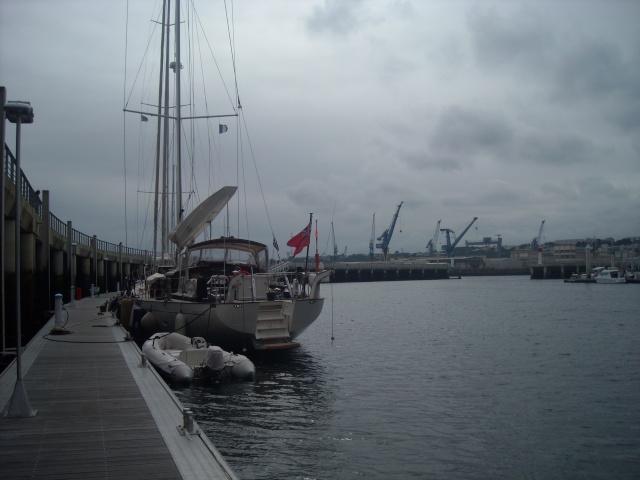 Le port de plaisance de BREST CHATEAU Dscn1710