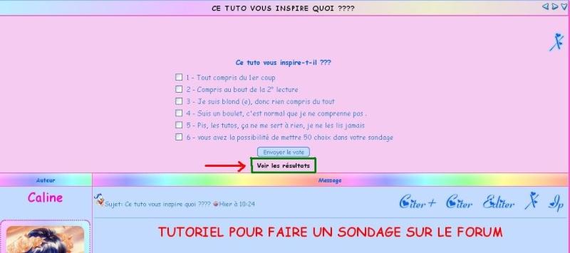 [TUTORIEL] - comment faire un sondage sur le forum  Tuto_f13