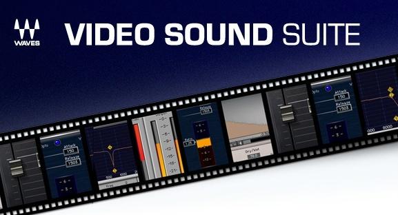 Video sound suite Captur20