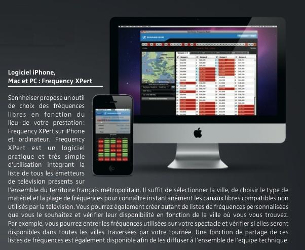EXCLU Frequency Xpert Captur32