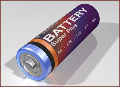 Nuova architettura di batteria 1247ba10