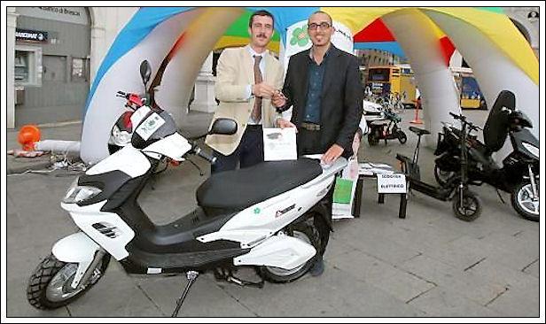 Scooter ecologici e biciclette La_con10