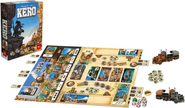[Ludisme sur table]Jeux de plateaux, de cartes et autres joyeusetés ludique! - Page 17 Kero_c10
