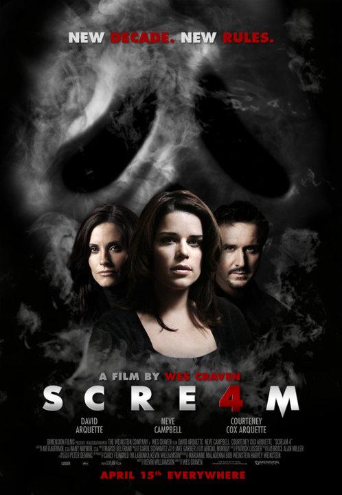 --- SCREAM 4 --- Scream10