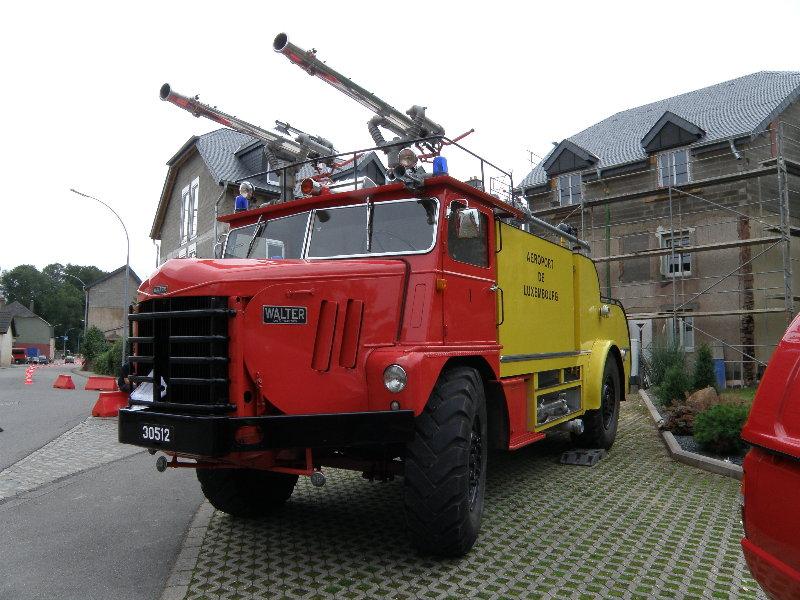 Blaulichtfahrzeuge aus Luxemburg. 01010
