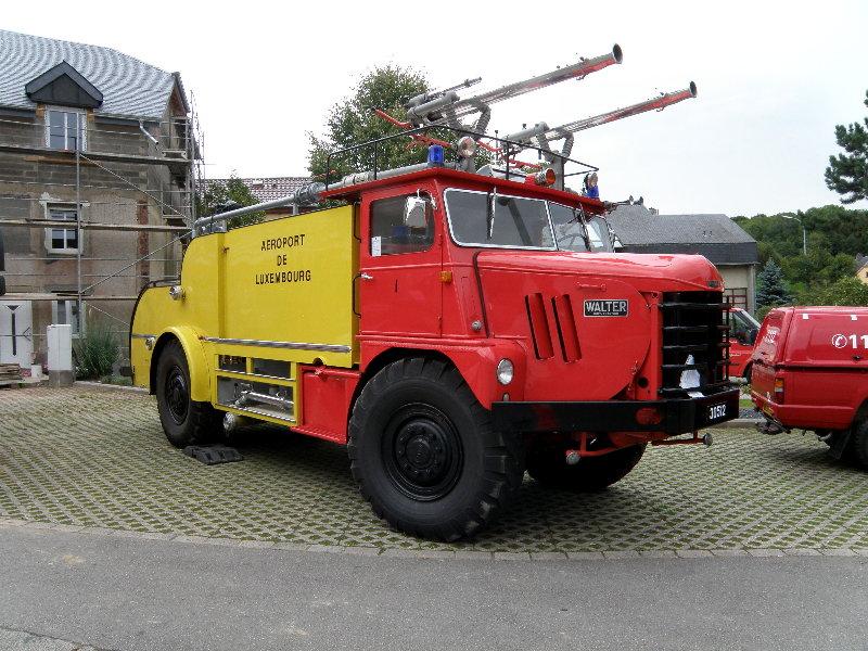 Blaulichtfahrzeuge aus Luxemburg. 01110