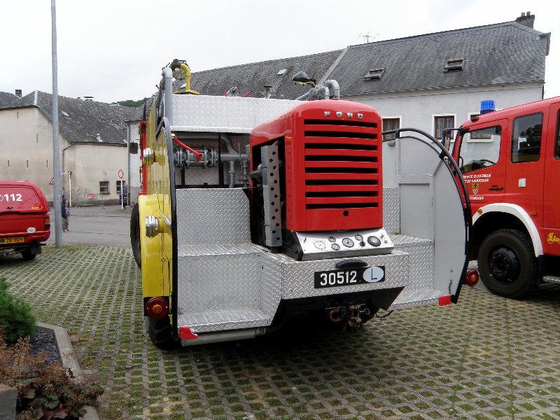 Blaulichtfahrzeuge aus Luxemburg. 01210