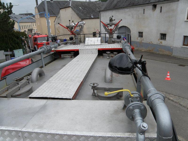 Blaulichtfahrzeuge aus Luxemburg. 01810
