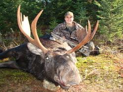 La chasse, la pêche et le trappage: des activités du patrimo 098710