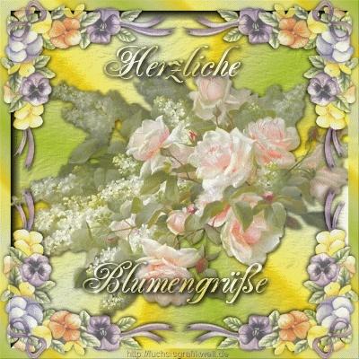 Ihr dürft Euch ein Schenkie mitnehmen... ;-) Blumen10