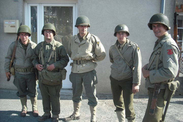 67th Anniversaire du D-Day. L'Association Mayenne-WW2 en Normandie. 25171010